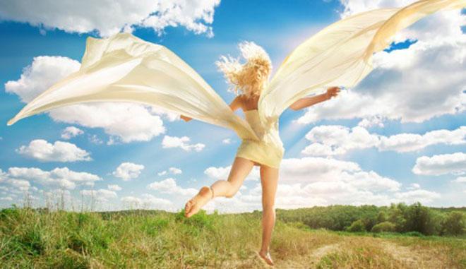 幸せの天使