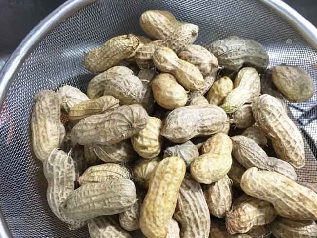 茹でピーナッツの作り方