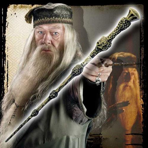 ハリーポッターダンブル校長の杖はエルダーの木