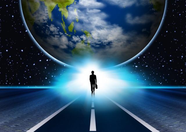 未来は変えられる。決まっているというのは仏教や宗教の教え。