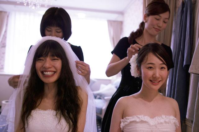 映画リップヴァンウィンクルの花嫁。