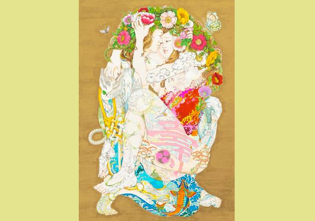 魂のストリッパー画家 森田 涼子さんのthe One鑑賞会4/20@勝どき 残席2