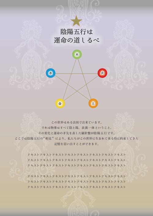 女神の陰陽五行カルテ 陰陽五行とは