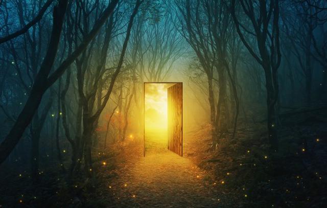 望みが叶うと人は怖くなる。それを許可するのが魔法。宝くじ高額当せん者の例