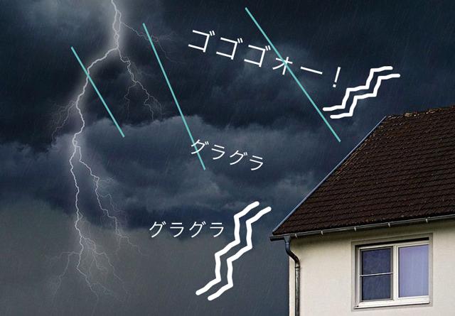 台風と停電と強制整理。そして東電さんありがとう☆