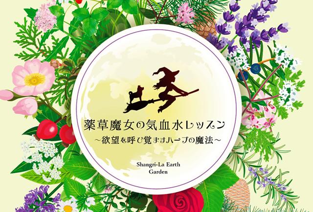 薬草魔女の気血水レッスン☆10月レッスン募集開始です☆