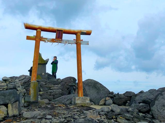 壱岐島の龍蛇神社