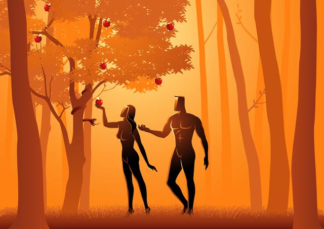 """魔法の""""魔""""はタブーの漢字、アダムとイブ善悪の木。それこそが魔法"""