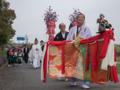 京都新聞写真コンテスト 村祭り