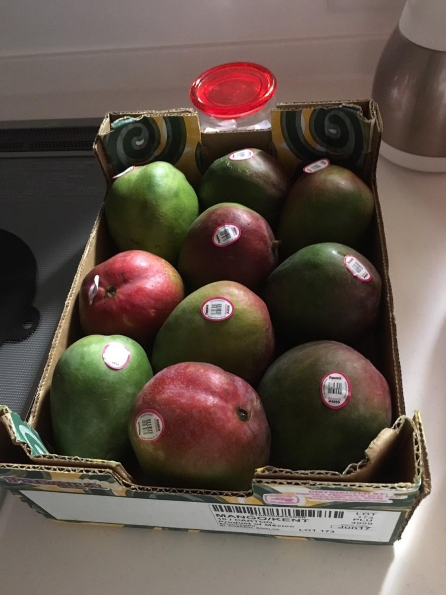 コストコのメキシカンマンゴー