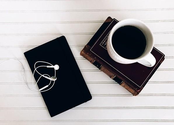 コーヒー&本