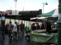 [旅行][ロンドン2012.0707-0712]日曜なのでたくさんストールがでてるよ