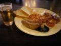 [旅行][ロンドン2012.0707-0712]いちにちじゅう食べられるよ