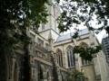 [旅行][ロンドン2012.0707-0712]サウスバンクのサザーク大聖堂