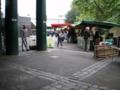 [旅行][ロンドン2012.0707-0712]バラマーケットも今日はまばら