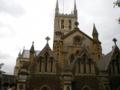 [旅行][ロンドン2012.0707-0712]サザーク大聖堂