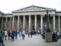 [旅行][ロンドン2012.0707-0712]sadler's wellsの公演前に大英博物館!