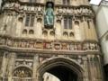 [旅行][ロンドン2012.0707-0712]カンタベリー大聖堂!物語で巡礼者たちが目指す先