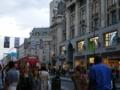 [旅行][ロンドン2012.0707-0712]TOPSHOPの地下ブランドフロアだいすき!