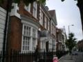 [旅行][ロンドン2012.0707-0712]プループラークのおうち発見