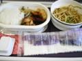 [旅行][ロンドン2012.0707-0712]この一食だけはいまひとつだった