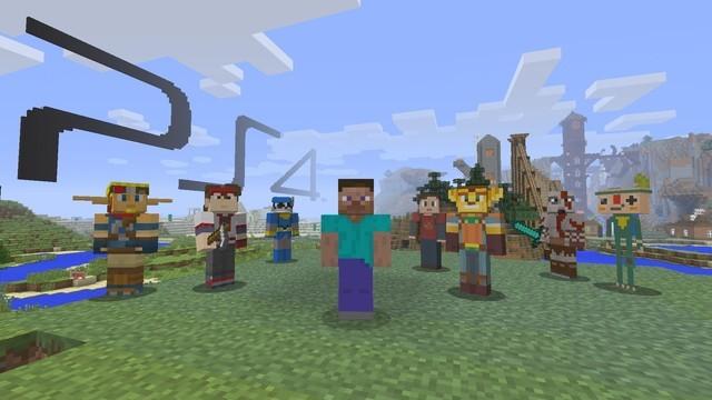 Minecraft 10周年記念セール