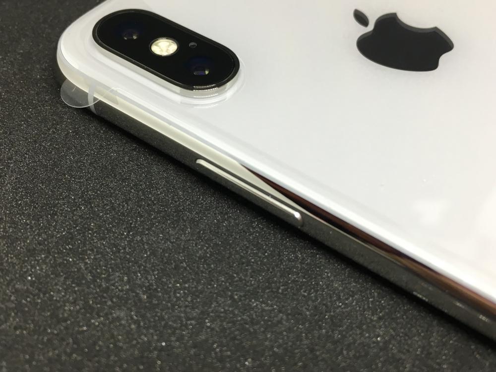 iPhoneXボタン
