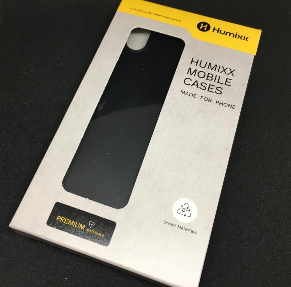 iPhoneX 薄型ケース