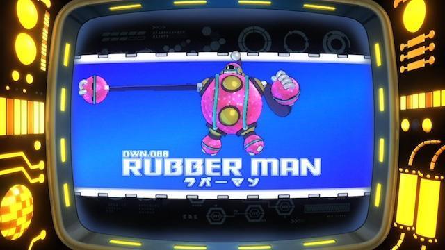 ロックマン11 ラバーマン