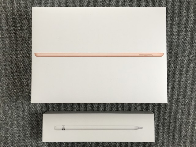 iPad 2018 ApplePencil