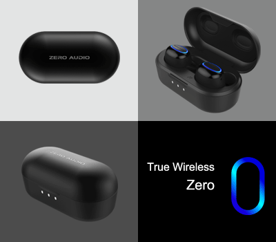 ZERO AUDIO|True Wireless Zero