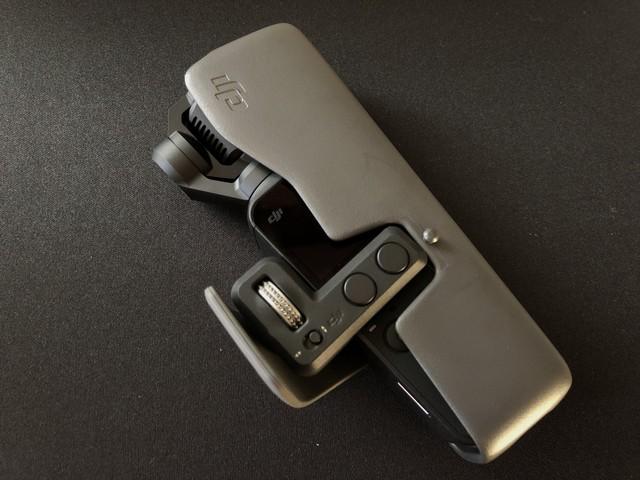 Osmo Pocket コントロールホイール