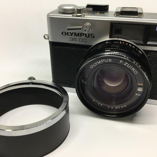 OLYMPUS 35DC