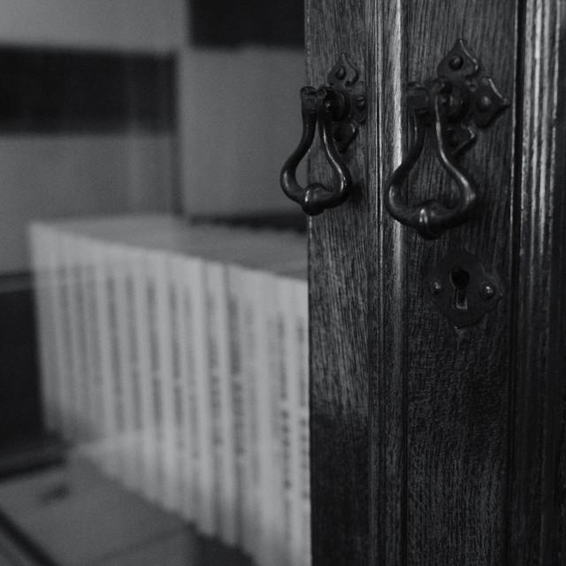 大阪府立中之島図書館 X-Pro3