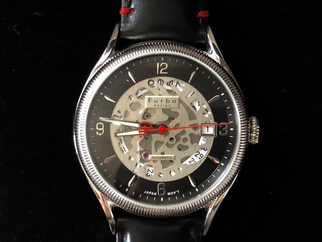 Furbo design フルボデザイン 腕時計