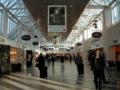 コペンハーゲン空港のトランジットモール