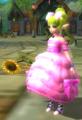 ピンクドレス&ゆるふわ