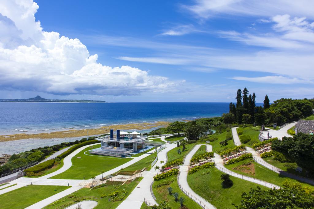 「おきなわ郷土村」まるで沖縄版ジブリ(海洋博公園)