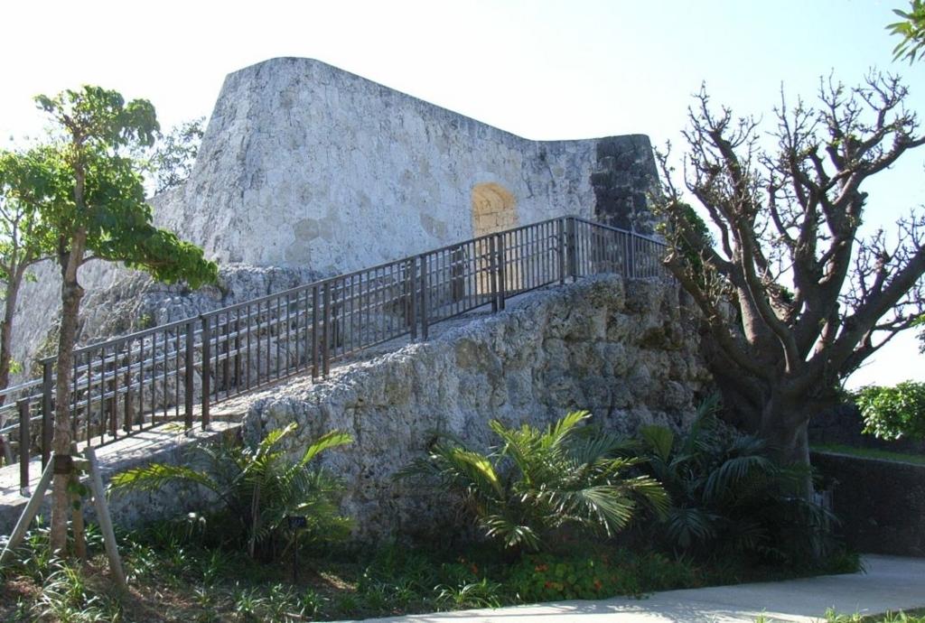 沖縄の世界遺産「勝連城跡」阿麻和利の治めたまるで西洋のお城