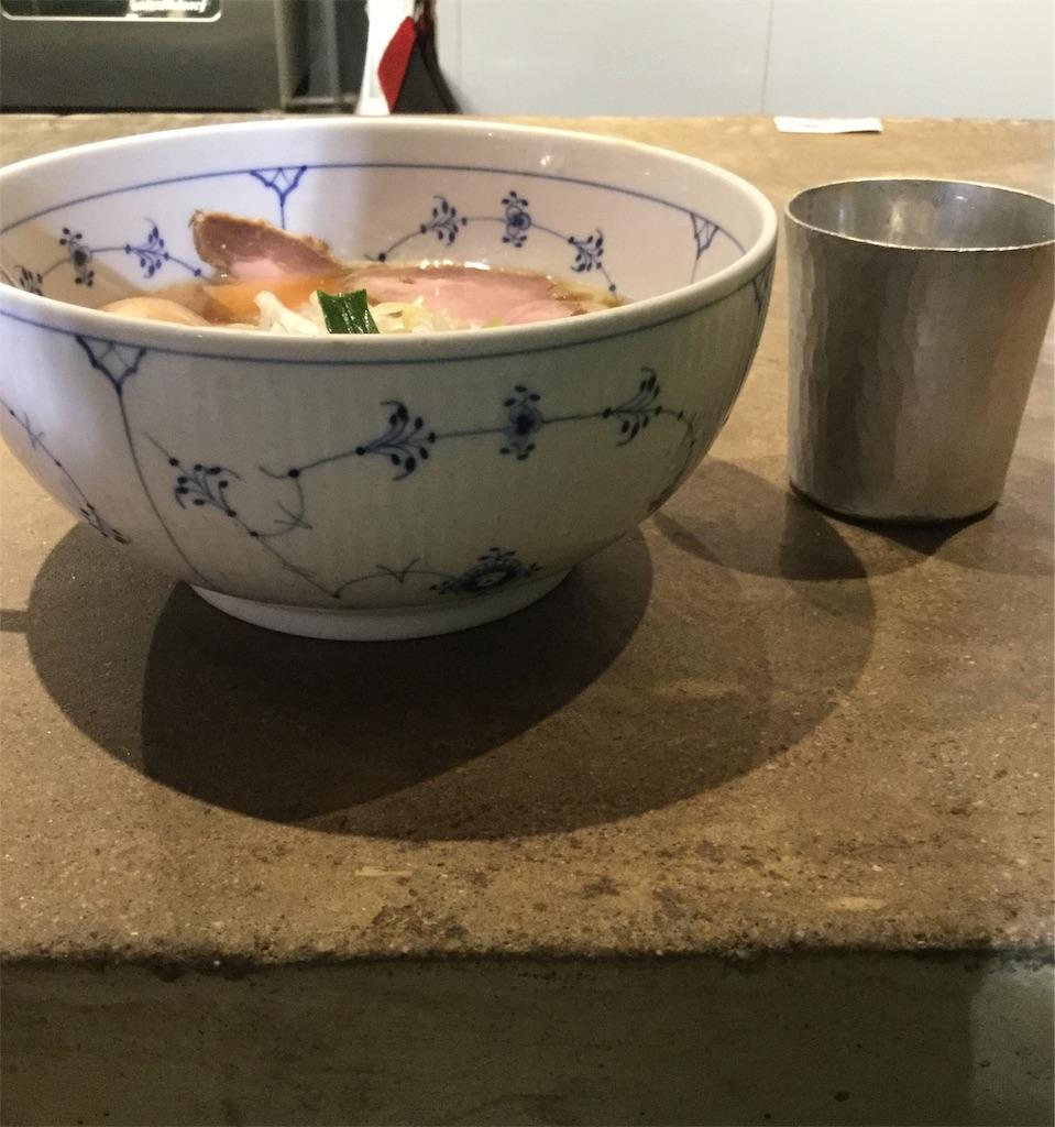 コペンハーゲンのラーメン鉢