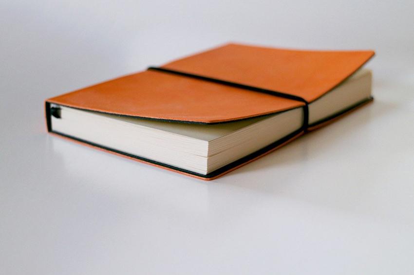 分厚いノート