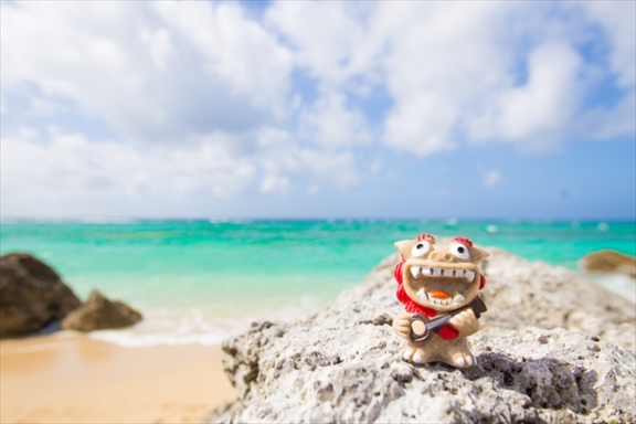 沖縄の島全部行きたい
