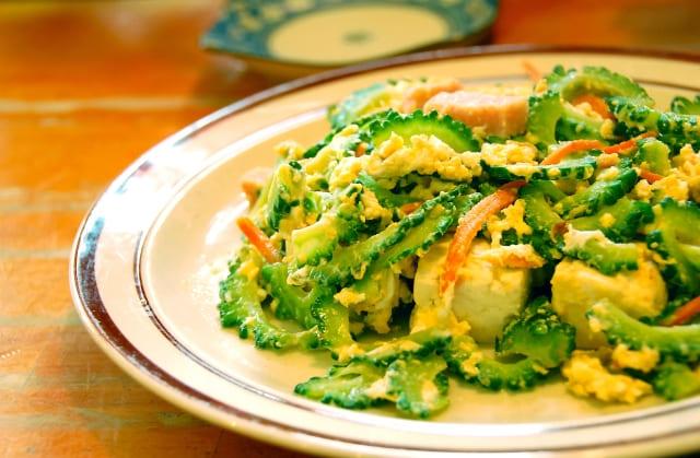 沖縄料理大好き