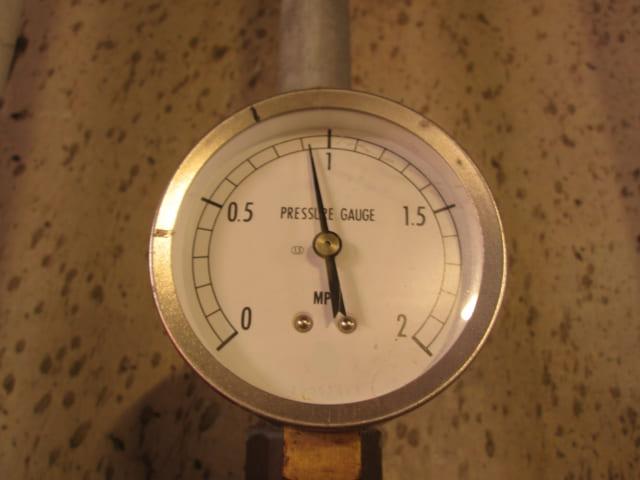 水圧という圧力