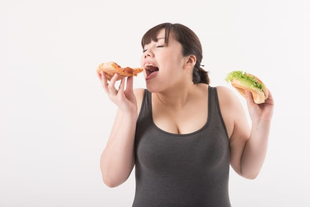 炭水化物は太りやすい