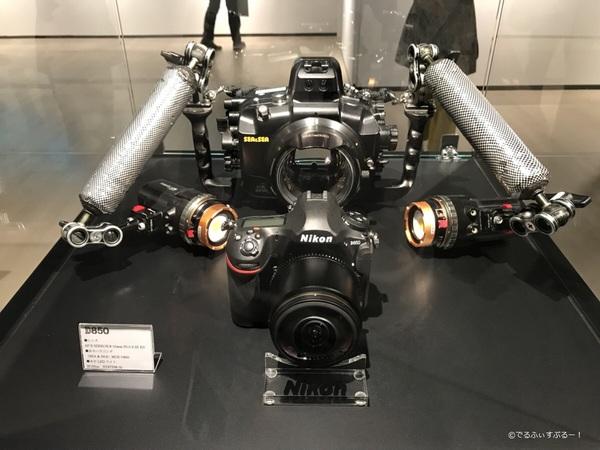 中村さんの使用カメラとハウジング