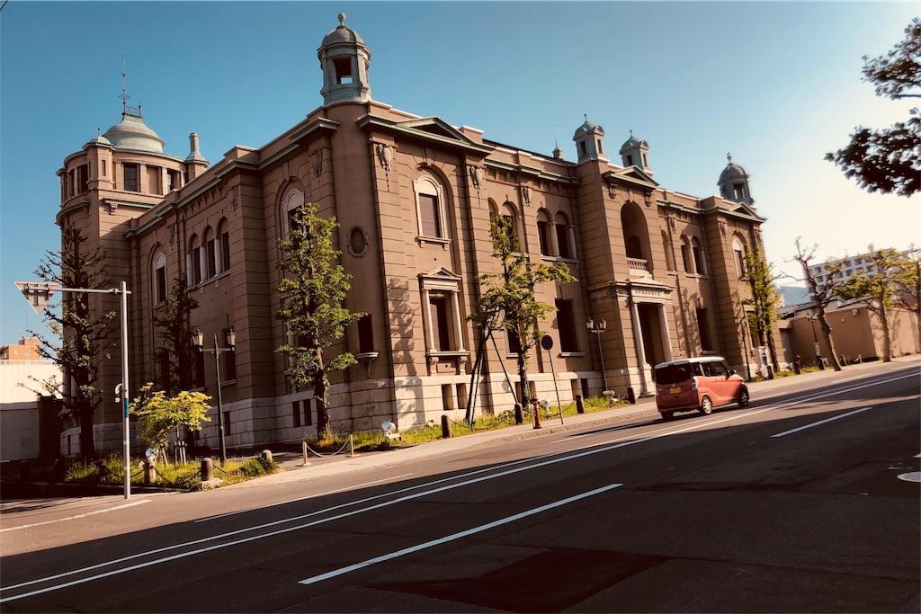 日本銀行旧小樽支店金融資料館外観