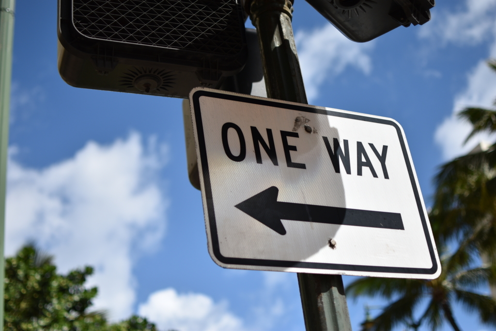 One Way 2