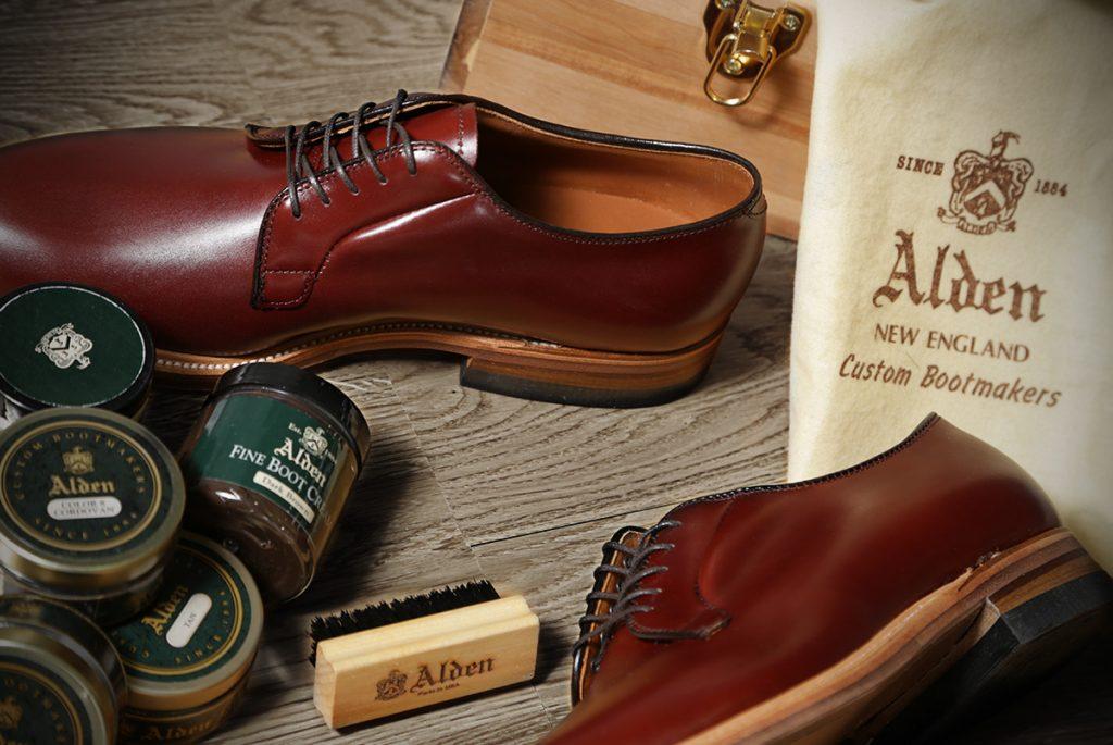 革靴 オールデン