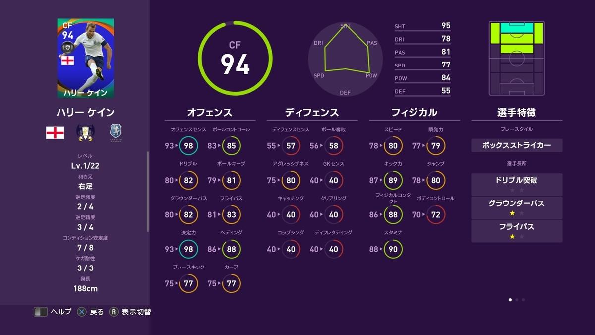 【ウイイレ2020情報】 #12 ウイイレ2020リリース後初FP!National Sep 12 '19!